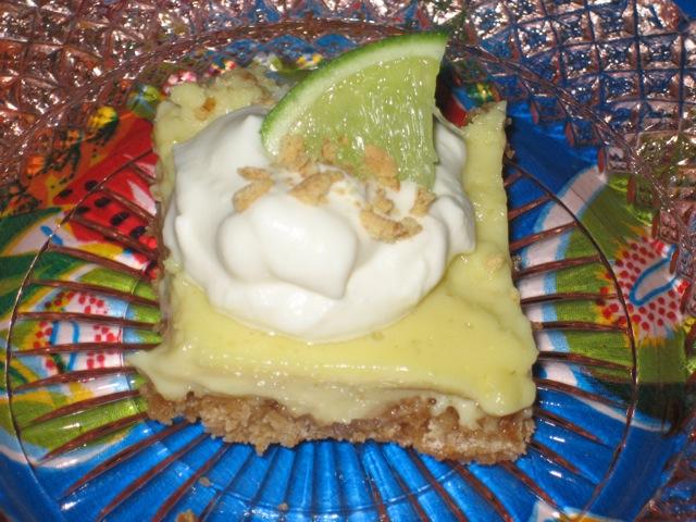 Key Lime Treats